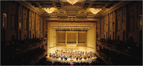 boston opera house balcony Music Hall Monday Boston Symphony Hall Linda Merrill