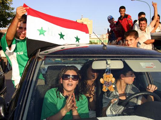 Kurdistan reacts