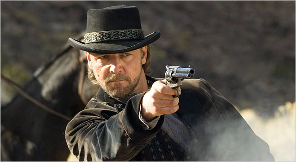 Image result for 3:10 to Yuma 2007 trailers
