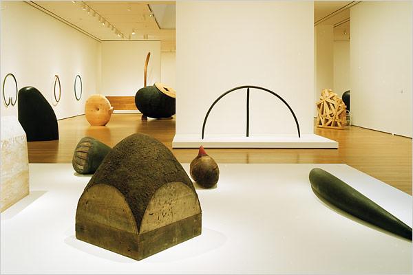 Martin Puryear, Retrospective, MoMA
