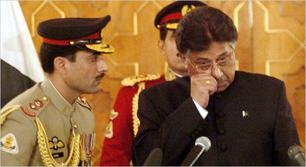 Pervez Musharaff