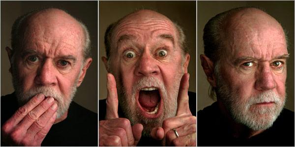 George Carlin, Splenetic Comedian, Dies at 71