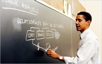 Obama campaign.