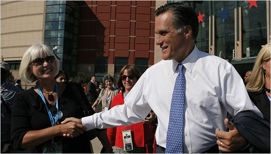 Mitt Romney in Colorado Leads G.O.P. Attack on Obama-Biden on Tuesday