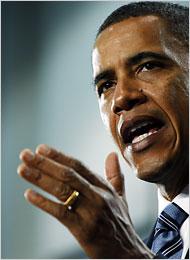 Barack Obama in Golden, Colo.