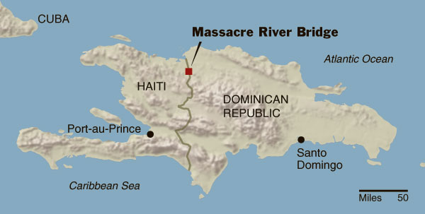 the relationship between dominican republic and haiti relations