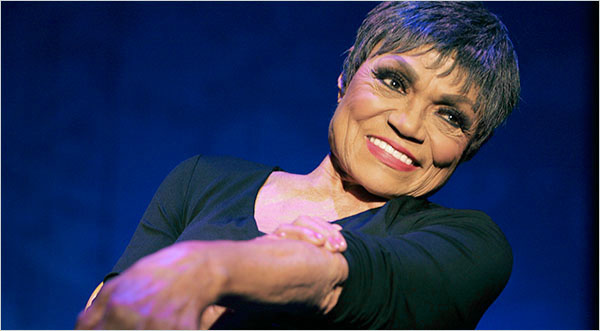 Eartha Kitt, a Seductive Talent, Dies at 81