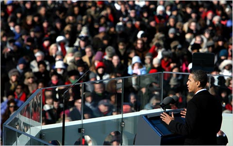 Inaugural speech