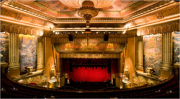 The Gorgeous Beacon Theater