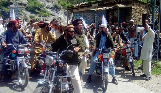 Islamic bikers