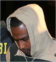 David Williams IV, terror suspect