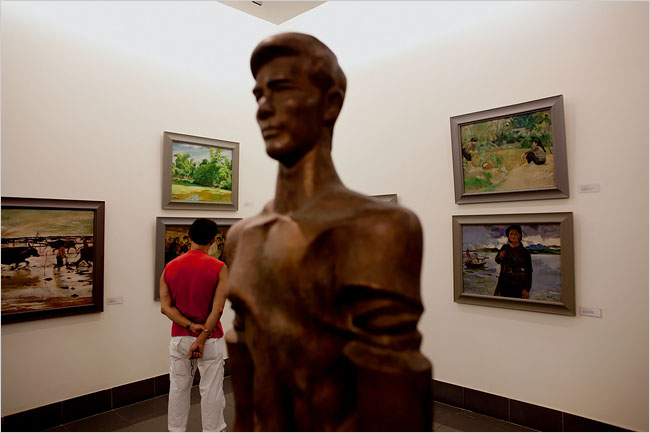 A Legacy of War: Fake Art in Vietnam