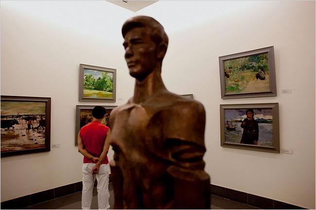 A Legacy of War: Fake Art in Vietnam