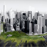 New Design for New York City - Rising Sea Levels Spur Fresh Designs