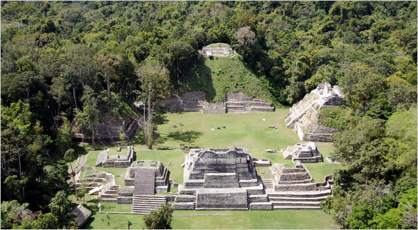 using laser to map ancient civilization, in a matter of days