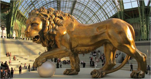 Chanels Lion in Winter  NYTimescom