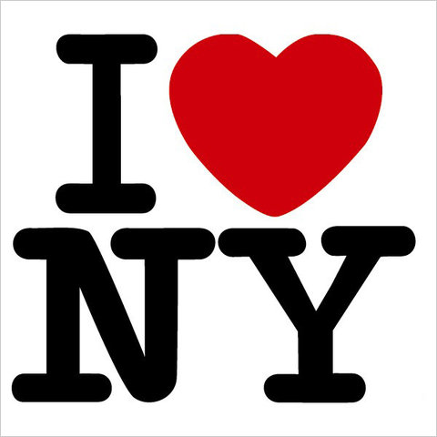 I heart New York logo