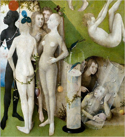 "Hieronymus Bosch, ""Garden of Earthly Delights Park"""