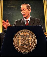 City's health commissioner Dr. Thomas Farley