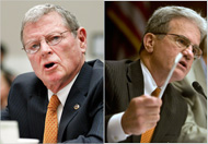 Republican Senators Inhofe and Coburn
