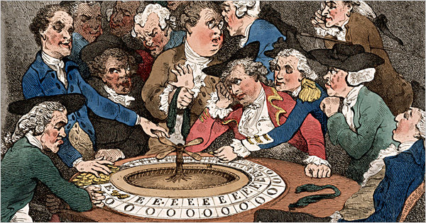 Rowlandson Art  Rude, Lewd And Funny  At Vassar  Review