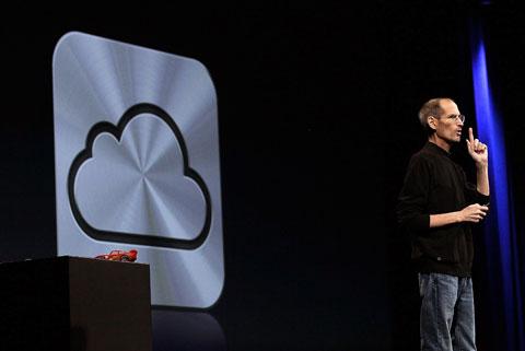 Steven P. Jobs iCloud