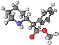 Ritalin molecule