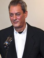 Author Paul Auster