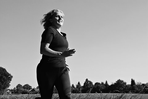 Can exercise defend against health conditions related to being overweight?