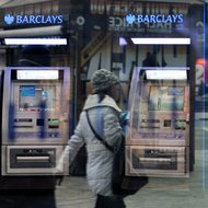A branch of Barclays in London.