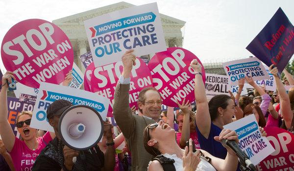 Suprema Corte da vitória a Obama