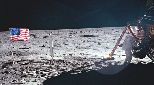 Neil Armstrong Walk on Moon