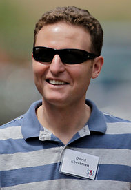 David Ebersman, Facebook's chief financial officer.