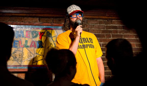 Actor and Comedian Judah Friedlander