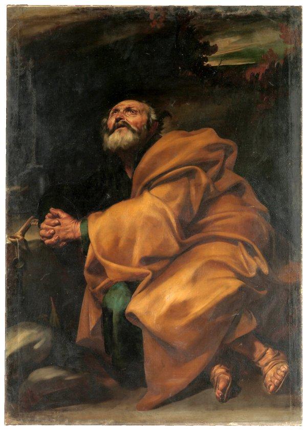Metropolitan Museum Jusepe De Ribera Painting