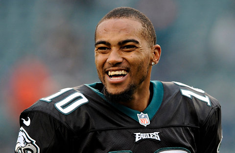 DeSean Jackson has 37 catches for 624 yards.