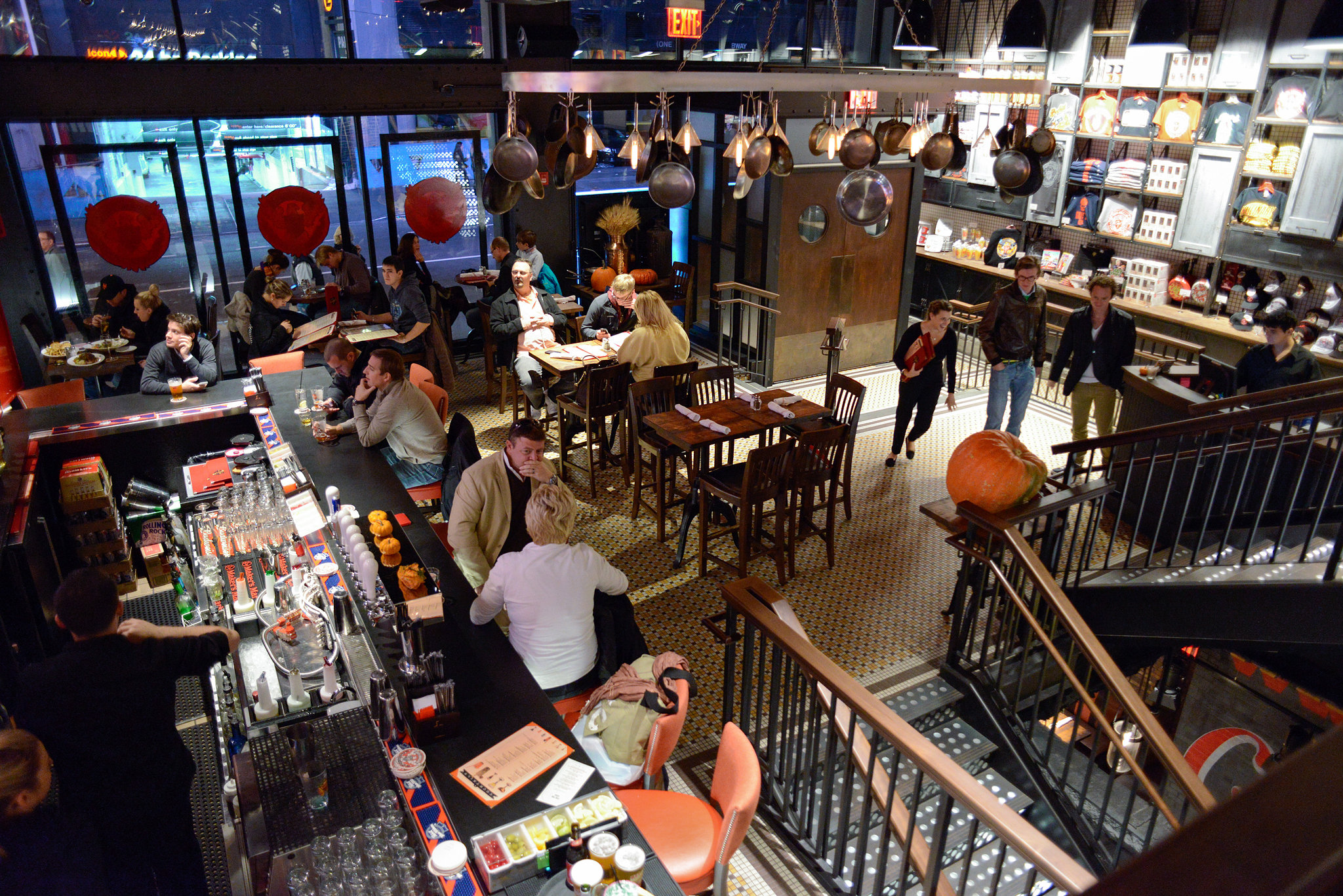 Restaurant Review Guys American Kitchen  Bar in Times