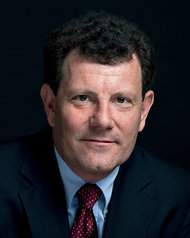 Nicholas D. Kristof