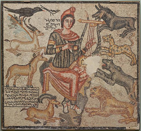 The mosaic is to be returned to Turkey.