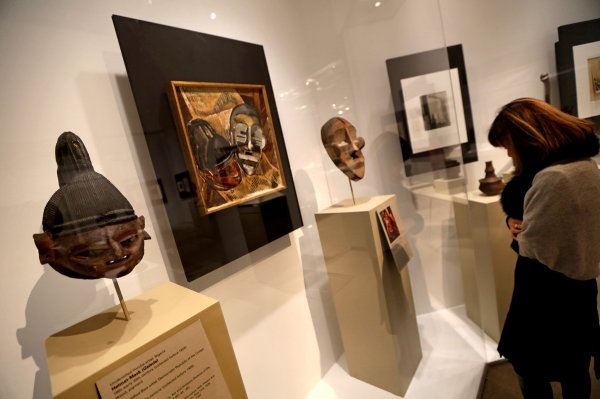 African Art York And Avant-garde Met - Times