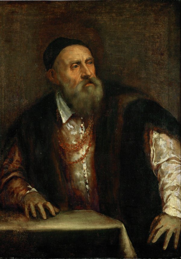 Titian Self Portrait
