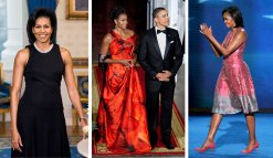 Michelle Obama Fashion Dresses