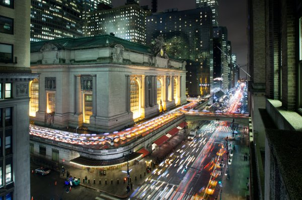 Birth Of Grand Central Terminal