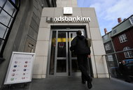Icesave, an online subsidiary of the Icelandic bank Landsbanki, attracted British and Dutch depositors before it failed in 2008.