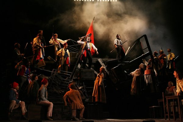 Les Misrables Coming Broadway Year