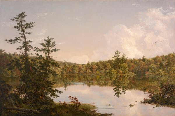 19th Century American Realism Art