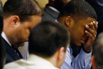 Ohio Teens Found Guilty Of Rape