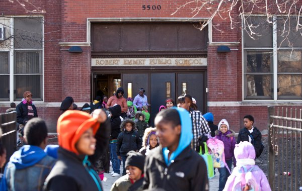 Chicago Close 54 Public Schools