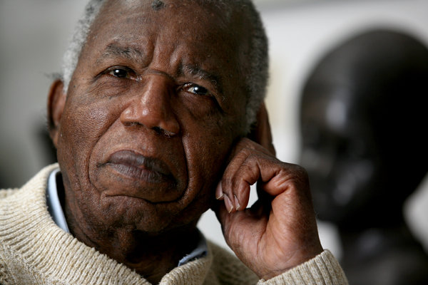 Chinua Achebe died at 82 years old on Thursday March 21, 2013 - peoplewhowrite