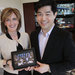 Anne Sweeney, the president of the Disney-ABC Television Group, and Albert Cheng, its executive vice president.